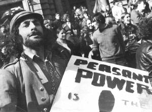 peasnt power 1969